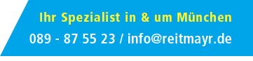 Ihr Heizöl-Spezialist in & um München - Tel. 089 87 55 23